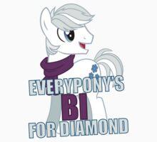 Everypony's Bi For Diamond Kids Clothes