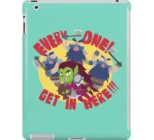 "Hearthstone - ""EVERYONE, GET IN HERE!"" iPad Case/Skin"