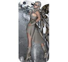 Iaconagraphy: Time Guardians: Clockwork Owl iPhone Case/Skin