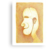 Sir Face Metal Print