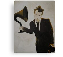 Mr Tom Waits Canvas Print