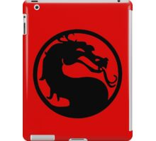 Mortal Dragon iPad Case/Skin