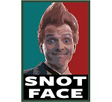 Snot Face Photographic Print