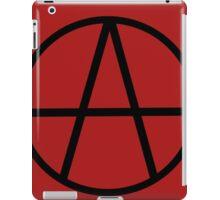 Anarchism iPad Case/Skin