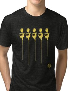 Five Mics Tri-blend T-Shirt