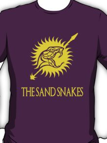 The Sand Snakes - Game of Thrones T-Shirt
