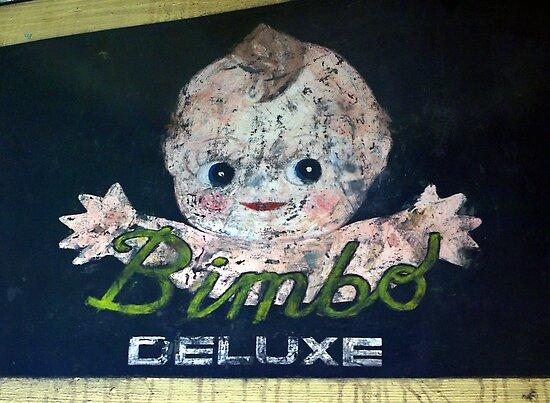 Bimbo by John Mitchell