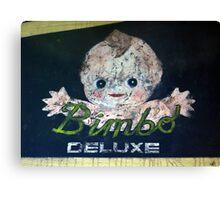Bimbo Canvas Print