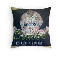 Bimbo Throw Pillow