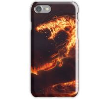 Fiery Serpent  iPhone Case/Skin