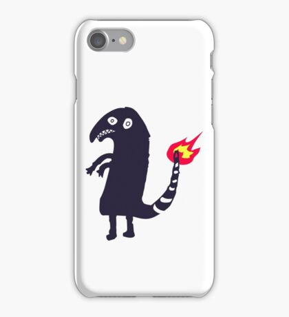Charmander, the one from the internet.  iPhone Case/Skin
