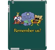 The Justice Friends Tshirt iPad Case/Skin