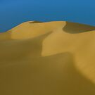 Wall of sand by jemadds