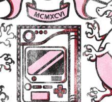 Fire Champ Sticker