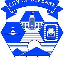 Seal of Burbank, California  by abbeyz71