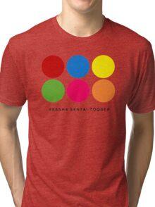 ToQger Dot Matrix (Light) Tri-blend T-Shirt