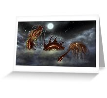 Dreamtraveller Greeting Card
