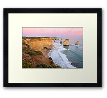 The Twelve Apostles, Great Ocean Road, Australia Framed Print