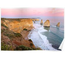 The Twelve Apostles, Great Ocean Road, Australia Poster