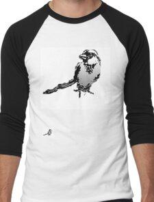 Little Sparrow Men's Baseball ¾ T-Shirt