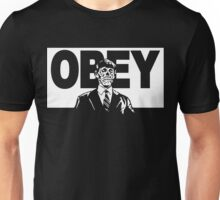 Obey Zombie Unisex T-Shirt