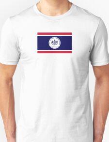 Flag of Erie  Unisex T-Shirt