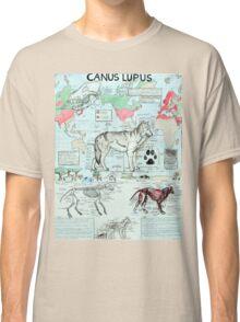 CANUS LUPUS Classic T-Shirt