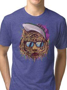 Basyide Tigers Tri-blend T-Shirt