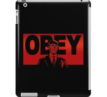 Obey Zombie iPad Case/Skin