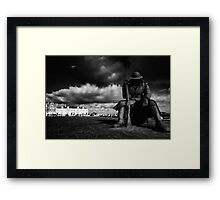 Tommy Framed Print