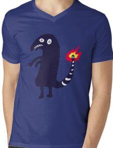 Shitty Charmander Mens V-Neck T-Shirt