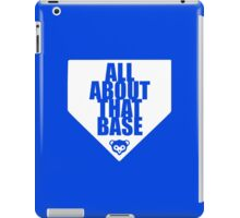 Chicago All About That Base iPad Case/Skin