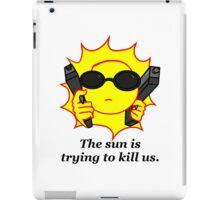 Gangster Sun  iPad Case/Skin