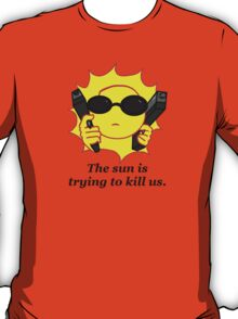 Gangster Sun  T-Shirt