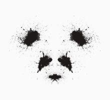 Rorschach Panda One Piece - Short Sleeve