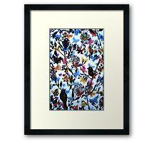 Birds Paradise Framed Print