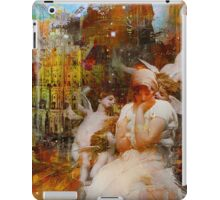 While waiting for your love iPad Case/Skin