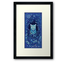 Guardian of the Forest Framed Print