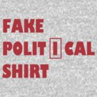 Fake political shirt by philman88