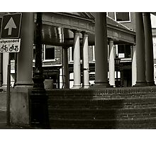 Supporting Columns Photographic Print
