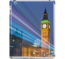 Speed of Light-London iPad Case/Skin