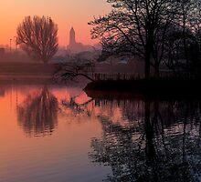 Misty Dawn Sydenham by Wrayzo