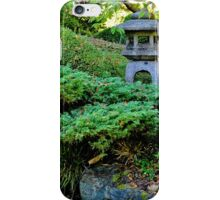 JAPANESE GARDENS GOLDEN GATE PARK iPhone Case/Skin