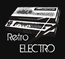 Stylophone - Retro Electro by Brother Adam