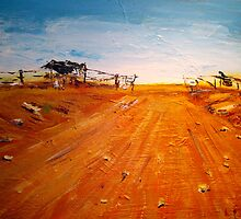 Road to Nowhere by gillsart