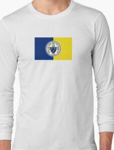 Flag of Trenton Long Sleeve T-Shirt