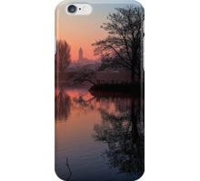 Misty Dawn Sydenham iPhone Case/Skin