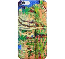 'Gott Wysteria' ~ City Garden iPhone Case/Skin