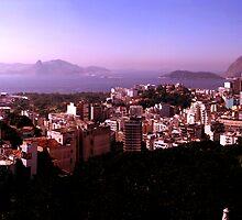 O rio de Janeiro by alissaosumi