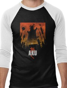 Akaiju Men's Baseball ¾ T-Shirt